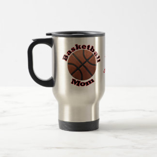 Basketball Mom Coffee Mugs