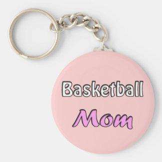 Basketball Mom Sleutel Hanger