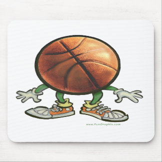 Basketball Mouse Pads