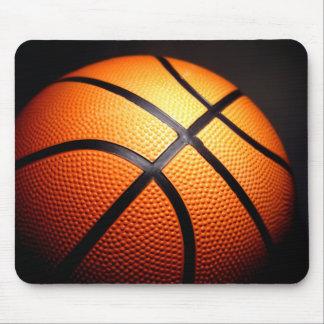 basketball mouse pad