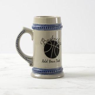 Basketball Mug / Stein by SRF