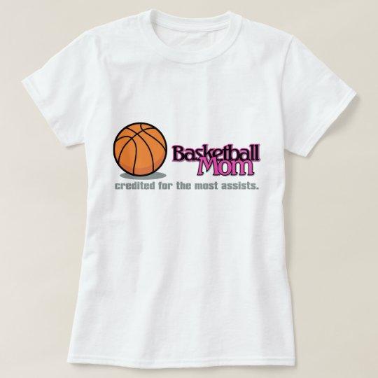Basketball Mum Shirts