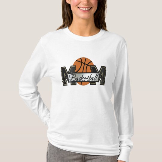 Basketball Mum T-Shirt