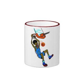 basketball,NBA Ringer Mug