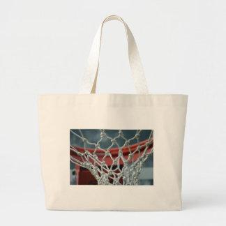 Basketball Net Tote Bag