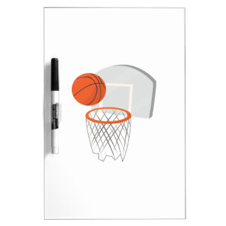 Basketball Net Dry-Erase Boards