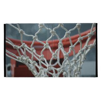 Basketball Net iPad Folio Cases