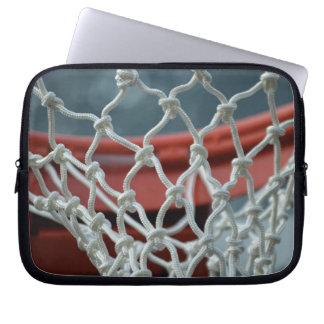 Basketball Net Laptop Computer Sleeve