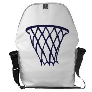 Basketball Net Courier Bag