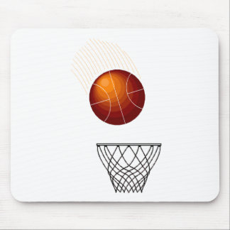 Basketball Net Mousepads