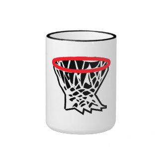 Basketball Net Coffee Mugs