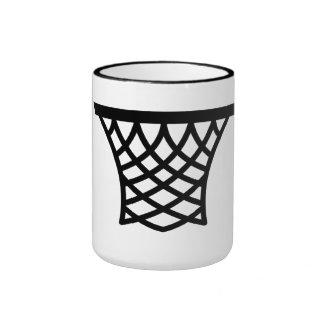 Basketball Net Coffee Mug