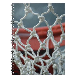Basketball Net Notebook