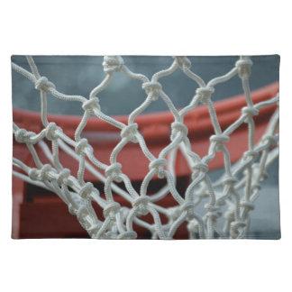Basketball Net Place Mat