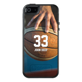 Basketball No | Sport Cool Gift OtterBox iPhone 5/5s/SE Case