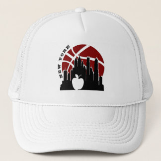 Basketball NYC Trucker Hat