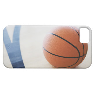 Basketball on court iPhone 5 covers