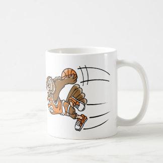 Basketball Owl Coffee Mug