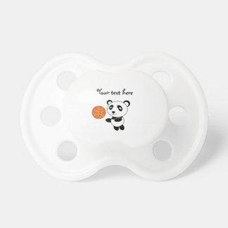 Basketball panda dummy