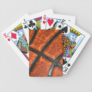 Basketball Pattern Bicycle Playing Cards