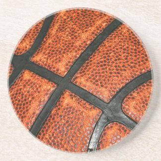 Basketball Pattern Coaster
