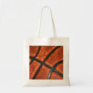 Basketball Pattern Tote Bag