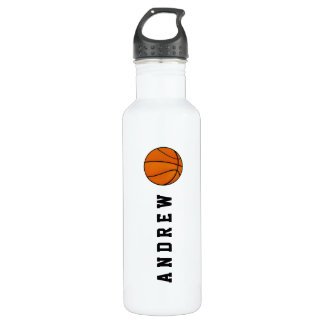 Basketball Personalized Name or Monogram 710 Ml Water Bottle