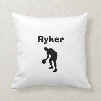 Basketball Personalized Pillow