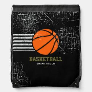 BASKETBALL personalized sport suggestion Rucksack