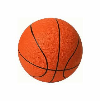 Basketball - photo sculpture