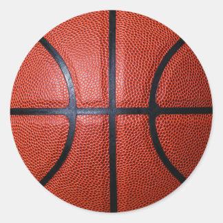 Basketball Photo Sticker