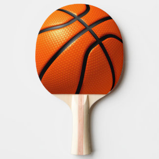 Basketball Ping Pong Paddle