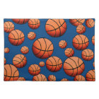 Basketball Placemats