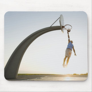 Basketball player 3 mouse mat