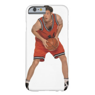 Basketball player barely there iPhone 6 case