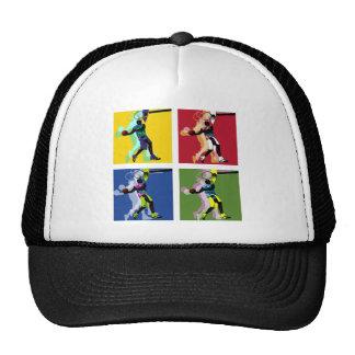 Basketball player cap