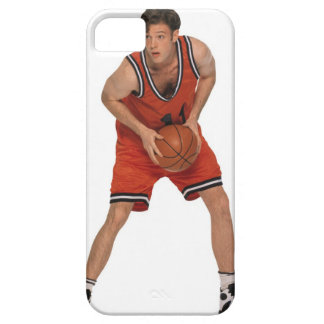 Basketball player case for the iPhone 5