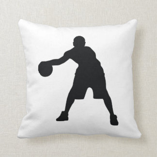 Basketball Player Cushion
