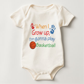 Basketball Player (Future) Infant Baby T-Shirt