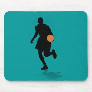 Basketball Player Mousepad