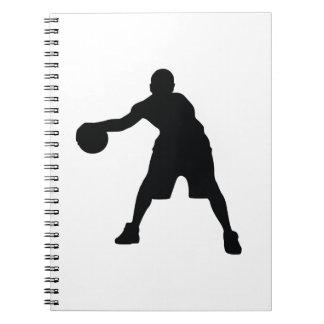 Basketball Player Notebook