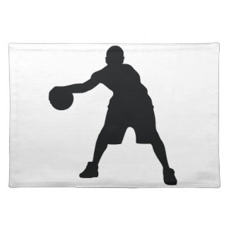 Basketball Player Placemats