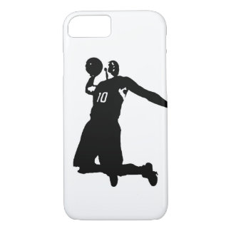 Basketball Player Silhouette iPhone 7 Case