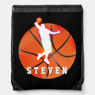 Basketball Player | Sport Gift Drawstring Bag