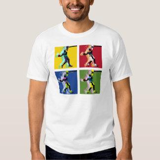 Basketball player tee shirt
