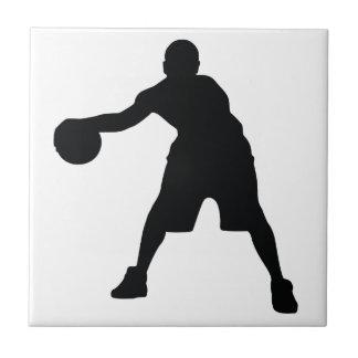 Basketball Player Tile
