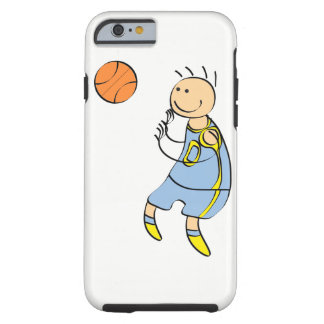 Basketball player tough iPhone 6 case