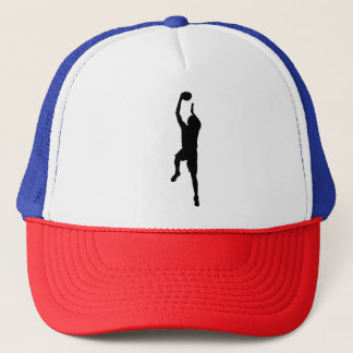 Basketball Player Trucker Hat