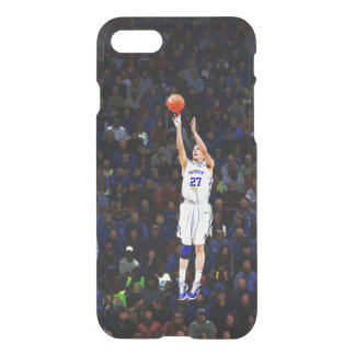 Basketball Player With Your Name And Number iPhone 7 Case