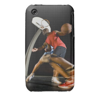 Basketball players 2 iPhone 3 covers